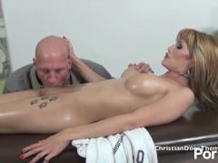 Christians Shemale Massage - Scene 2