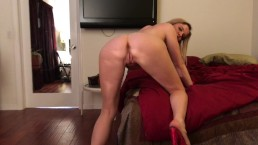 Hot blonde stripper fucked doggystyle - Erin Electra