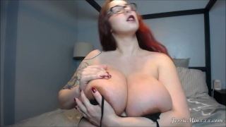Juicy tits lactating milking areolas
