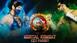 Mortal Kombat - порно породия