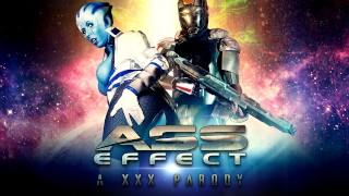 Ass Effect A XXX Parody