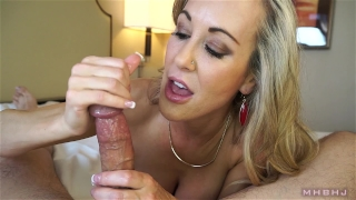 Cock treats sensual to love insanely hot your sucking a brandi milf pov brandi