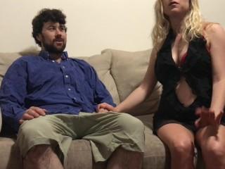 Fucking my daughter's boyfriend - Erin Electra
