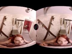 VirtualRealPorn.com - Bondage girl
