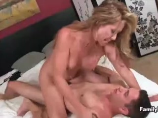 Is having sex young guy...