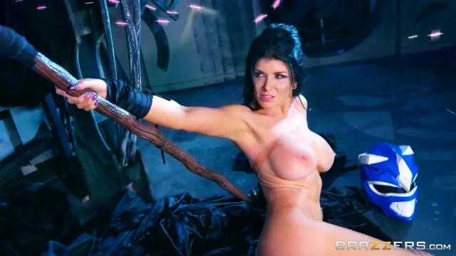 Power rangers comic strip online Power bangers: a xxx parody part 3 - brazzers
