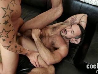 Alessio Romero and Jordano Santoro