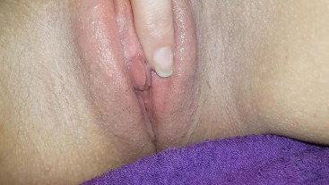Playing With My Wet Pussy | Close Up