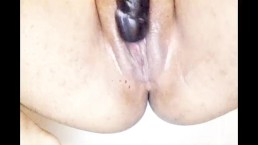 My wet pussy this morning