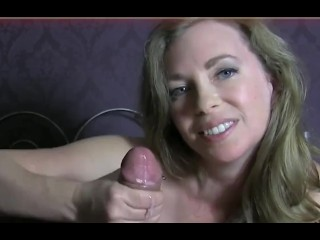 Preview 2 of The Queen of Handjobs and Cumshots