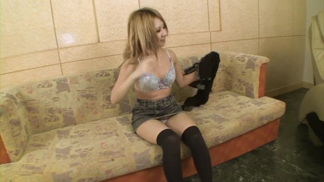 Japanese teen with hot body gets pussy filled with cum 7