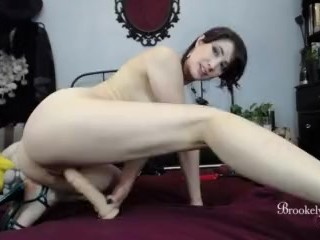 Brookelynne Briar - Worship My Body JOI (featuring prostate play & CEI)