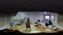 Hot Erotic babe Kitchen Play HD 4K 360 VR