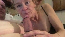 part 2 blowjob does she swallow?