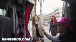 BANGBROS - Nacho Takes Over the Bang Bus in Spain (bb13915)