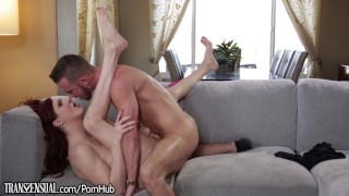 TransSensual In Love with Hot Step-Brother who Barebacks!