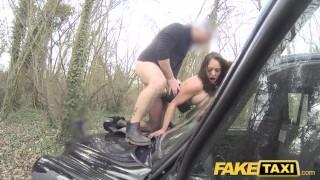 Fake Taxi Street lady fucks cabbie for cash