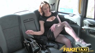 Taxi for fucks lady cash street cabbie fake tits sex