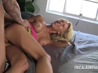 Erica Lauren GFE for Young Stud