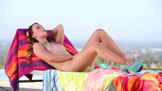 Solo twistys off tropical videos dani with day jensen solo twistys
