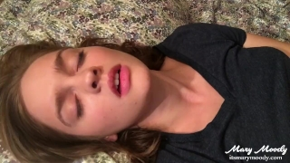 Mary's Orgasm Face Busty sexy