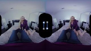 BaDoink VR Seduced by My Busty New Stepmom Christie Stevens POV Hardcore
