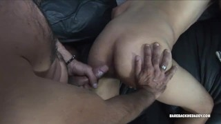 Daddy Giussepe Barebacks Young Alejo  caught fucking extra big dicks dad and son bareback big dick college audition daddy uncut cum shots barebacking hairy daddy ass eating breeding latinos bigbutt