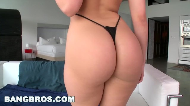 Bata fish has white string like discharge from anus Bangbros - pawg alexis texas has a fat and juicy white ass ap9719