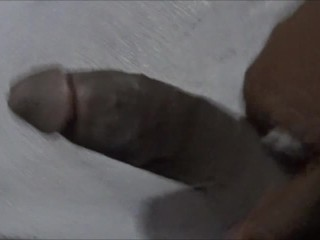 Straight cums for the first time...