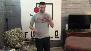 CAUSA 579 Fitz Part 1 Handjob gay