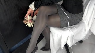 Extreme edging with pins (RUINED ORGASM)