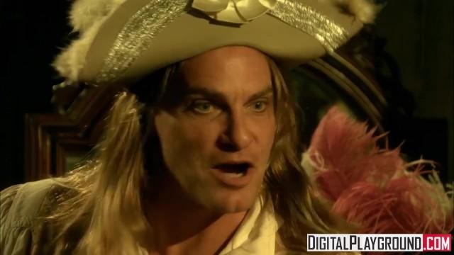 Pirates xxx cast - Classic pirates 2: jesse jane and belladonna in hot rough lesbian sex