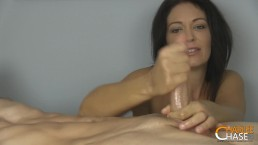 Big Titted MILF Charlee Chase Jerks Off A Fan!