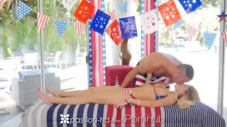 Rhodes massage passionhd day jessa with fuck memorial and creampie hd rhodes