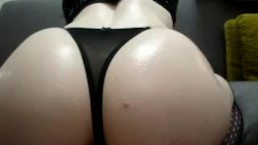 More Of My Oiled Butt!!