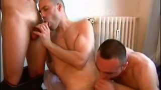 The sucked him client of by gets delivery a in spite guys massage cock