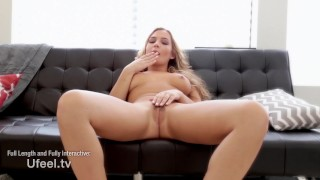 Interactive - Blair Williams' Huge Tits Seduce Johnny Castle