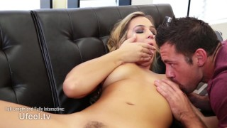 Huge castle tits williams' johnny blair seduce interactive point big