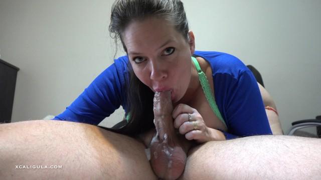 Free black oral sex video Bull sized oral creampie - loving milf handsfree sucking - 4k