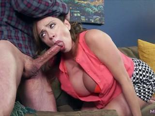 MILF Titty sex