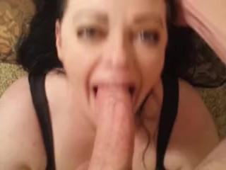PRETTY WIFEY FACEFUCK INCREDIBLE! WIFEY BLOWS BEST