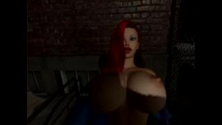 Jessica Rabbit is cuming for you