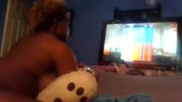 gaming naked