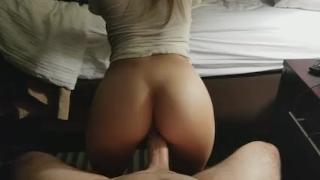 Beautiful College Teen Ass Riding Hard Dick Tits tattoos