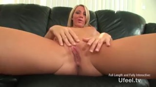 Interactive - Barbie Cummings and the big black cock