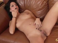 Tiny Little Teen Loves that Big Cock and Getting Blasted by Cum