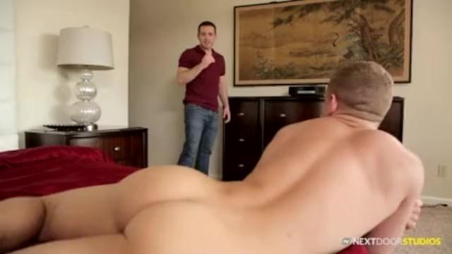 Hot naked gay twinks Nextdoor twink waits naked for hot teacher
