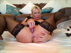 DP Anal Ass to Mouth Webcam Show Sophie James
