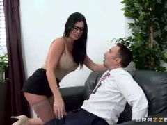She Needs Her Lawyer's Big Dick - Brazzers
