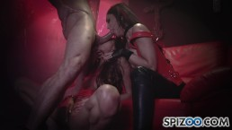 Tommy Gunn beat Jessica Jaymes pussy up from every angle and Chloe Amour